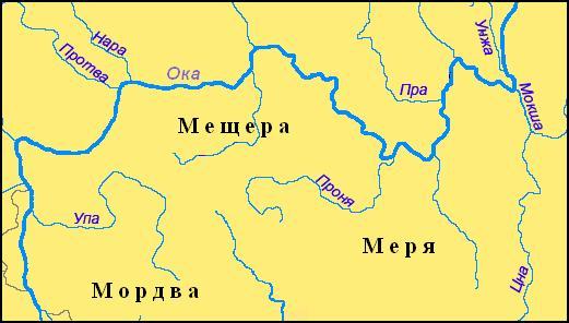 Финно-угорские мокша словарь