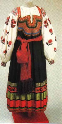 национальный осетинский наряд в картинках